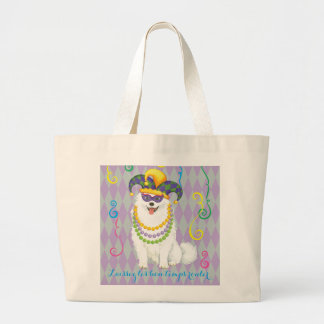Grand Tote Bag Mardi gras Eskie