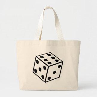 Grand Tote Bag Matrices hexagones