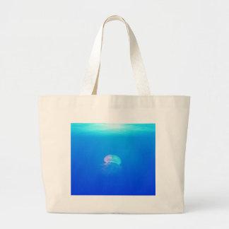 Grand Tote Bag Méduses