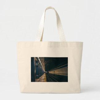Grand Tote Bag Métro Ny Nyc New York de Manhattan de ville de