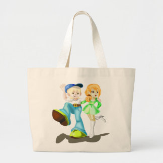 Grand Tote Bag Migned - Fourre-tout enorme