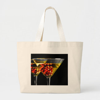 Grand Tote Bag Miscellaneous - Red Dices & Champagne Three