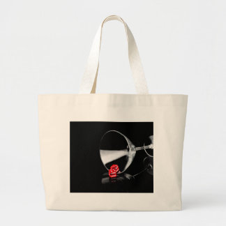 Grand Tote Bag Miscellaneous - Red Dices & Champagne Two