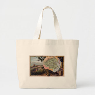 Grand Tote Bag Monarchie absolue de la Chine d'empire chinois
