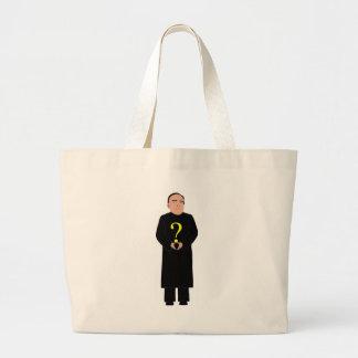 Grand Tote Bag Monsieur Pourquoi du Comment