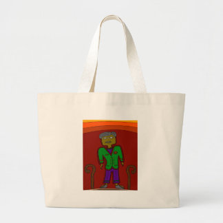 Grand Tote Bag Monsieur Sophisticate