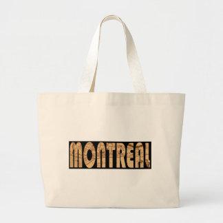 Grand Tote Bag montreal1758