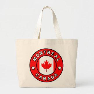 Grand Tote Bag Montréal Canada