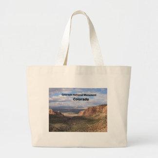Grand Tote Bag Monument national du Colorado, Co
