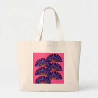 Grand Tote Bag Mosaïque de pourpre d'édition d'ethno de Marakesh
