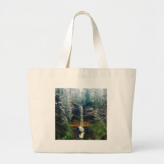 Grand Tote Bag Munising tombe péninsule supérieure Michigan