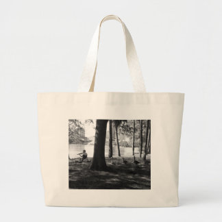 Grand Tote Bag Musique et nature