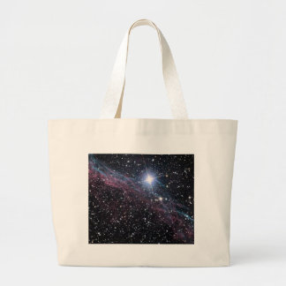 Grand Tote Bag Nébuleuse de voile de la NASA ESA