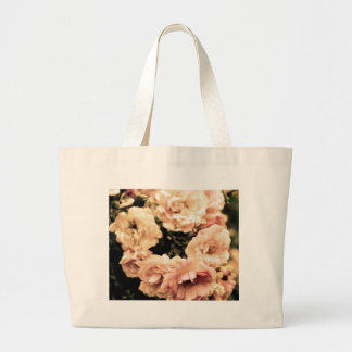 Grand Tote Bag Nostalgie de roses