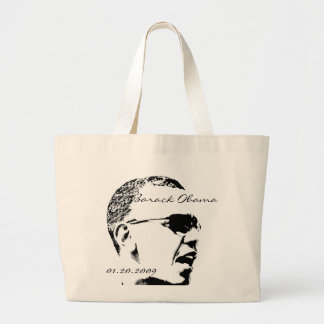 Grand Tote Bag Obama Fourre-tout