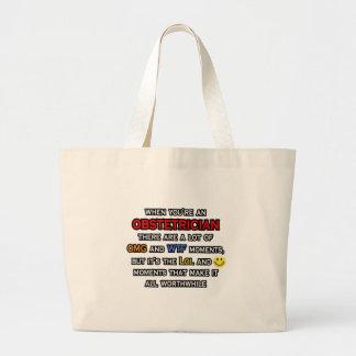 Grand Tote Bag Obstétricien… OMG WTF LOL