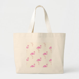 Grand Tote Bag Oiseau de flamant