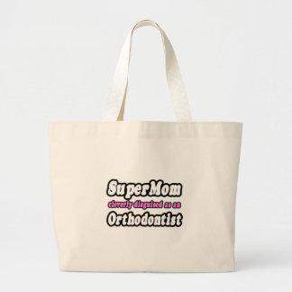 Grand Tote Bag Orthodontiste de SuperMom…