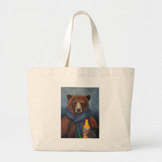 Grand Tote Bag Ours de Grizzley
