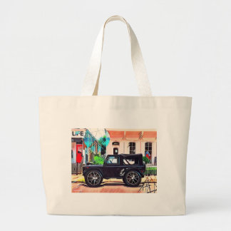 GRAND TOTE BAG OUTRE DU MOBILE