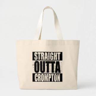 Grand Tote Bag Outta droit Crompton (Oldham)