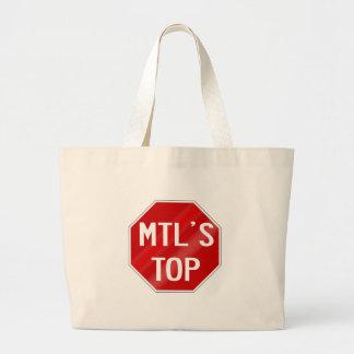 GRAND TOTE BAG PAC DE MTLSTOP