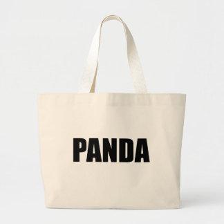 GRAND TOTE BAG PANDA