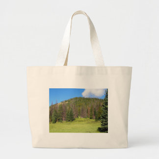 Grand Tote Bag Parc national de montagne rocheuse