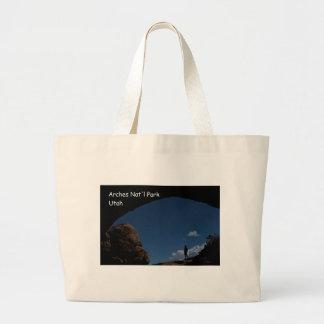 Grand Tote Bag Parc national de voûtes, UT