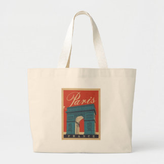 Grand Tote Bag Paris Arc de Triomphe