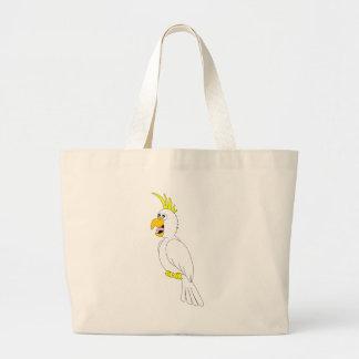 Grand Tote Bag perroquet #3