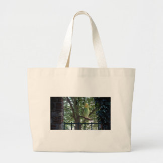 Grand Tote Bag Perruche
