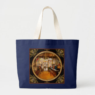 Grand Tote Bag Pharmacie - la pharmacie 1910 de Congdon