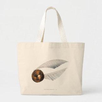 Grand Tote Bag Pif d'or du charme | de Harry Potter