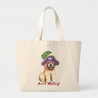 Grand Tote Bag Pirate blond comme les blés