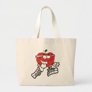 Grand Tote Bag pomme courante