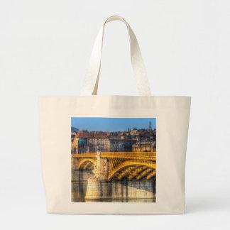 Grand Tote Bag Pont Budapest de Margaret