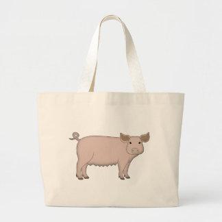 Grand Tote Bag porc