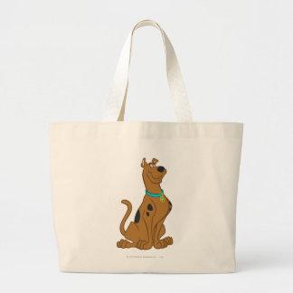 Grand Tote Bag Pose classique de Scooby Doo |