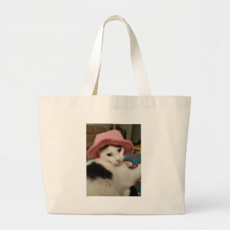 Grand Tote Bag Pose de Kitty