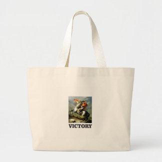 Grand Tote Bag pose NOTA: de victoire