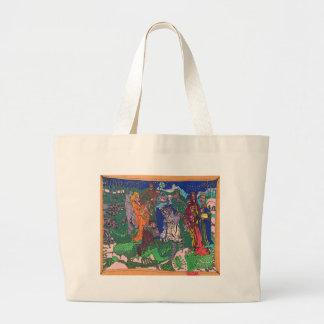 Grand Tote Bag Premier Noël