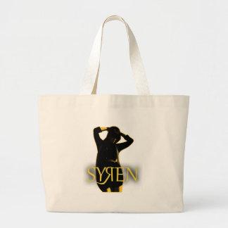 Grand Tote Bag Produits de canalisation de Syren