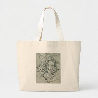 Grand Tote Bag Produits de poupée de Blythe