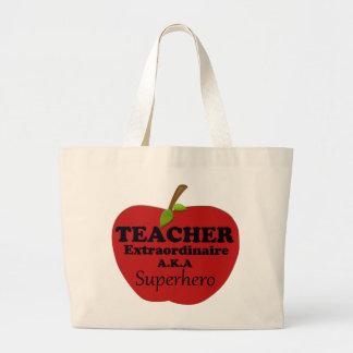 Grand Tote Bag Professeur Extraordinaire