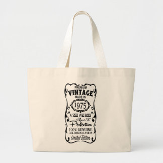 Grand Tote Bag quarante-deuxième Idées de cadeau d'anniversaire
