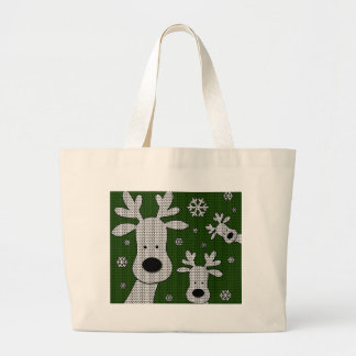 Grand Tote Bag Renne mignon