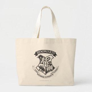 Grand Tote Bag Rétro Hogwarts crête de Harry Potter |