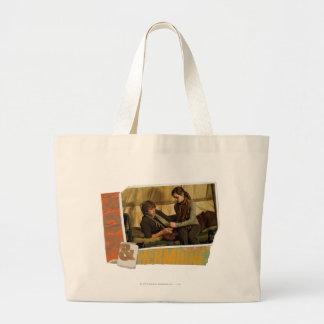 Grand Tote Bag Ron et Hermione 1