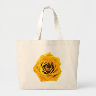 Grand Tote Bag Rose jaune d'or 20171027b